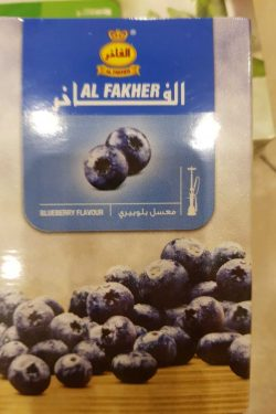 thuốc shisha alfakher việt quất