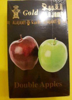 Thuốc shisha gold alajamy táo đôi