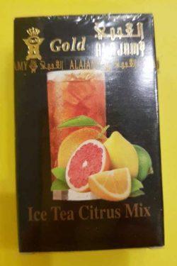 Thuốc shisha gold alajamy trà cam