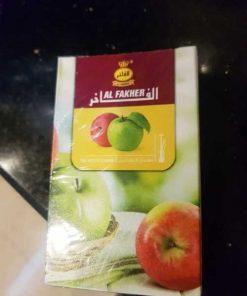Thuốc shisha alfakher táo đôi